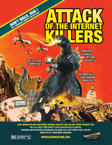 Attack of the internet killers