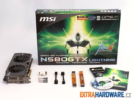 Nvidia GeForce GTX 580 MSI N580GTX Lightning-0014