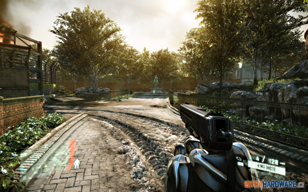 Crysis DX11 patch 1.9 – Extreme vs Ultra settings-0021