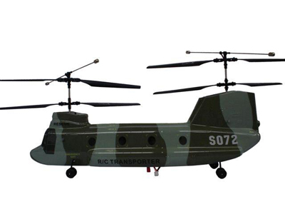 9072 CHINOOK CARGO TRANSPORT