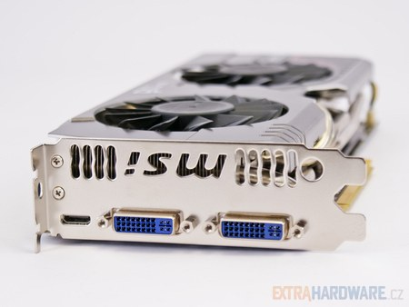 MSI GeForce N560GTX 448 Twin Frozr III-0011