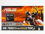 Test AMD Asus Radeon HD 7850  DrectCUII TOP-0032