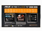 Test AMD Asus Radeon HD 7850  DrectCUII TOP-0033