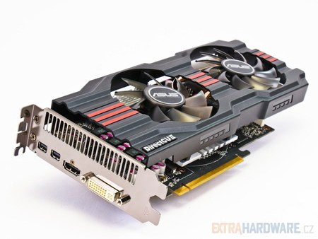 Test AMD Asus Radeon HD 7850  DrectCUII TOP-0013