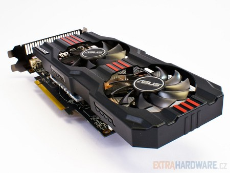 Test AMD Asus Radeon HD 7850  DrectCUII TOP-0017
