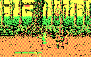 Golden Axe v CGA