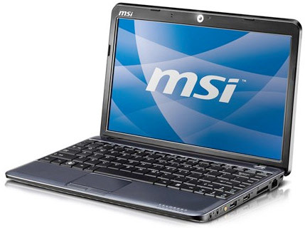Subnotebook/netbook MSI Wind U230 Light