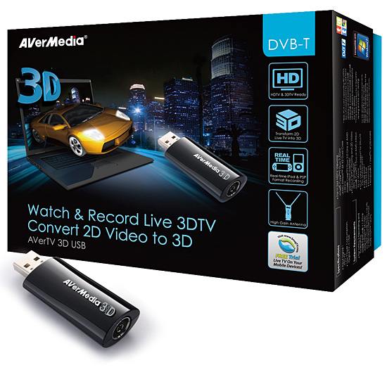 AVer3D TV USB