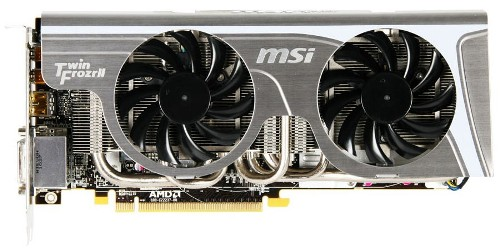 MSI R6870 Twin Frozr II
