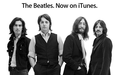 The Beatles iTunes