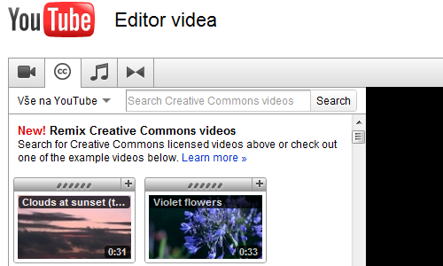 YouTube CC-BY