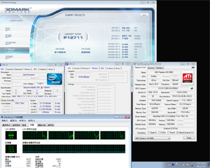 Intel Ivy Bridge 1,8GHz + Radeon HD 6990