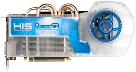 HIS HD 6870 IceQ-0001