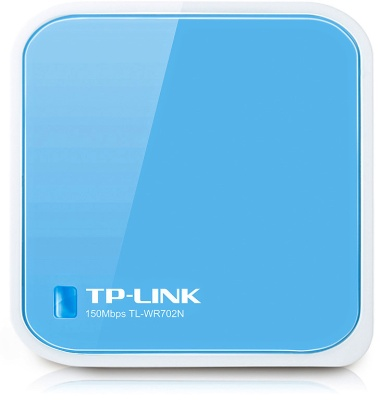 TP-Link Nano Router TL-WR702N