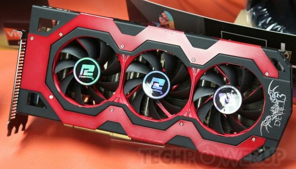 PowerColor Radeon HD 7970 X2 Devil 13 (Zdroj: techPowerUp)