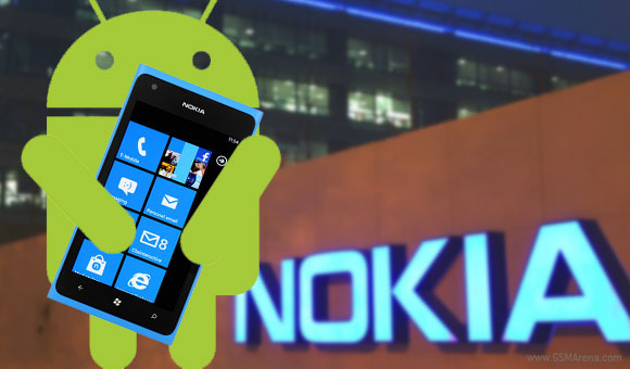 Nokia a Android