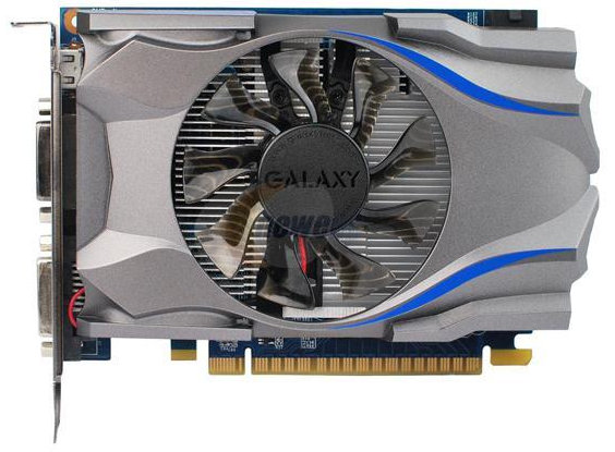 Galaxy GeForce GTX 650