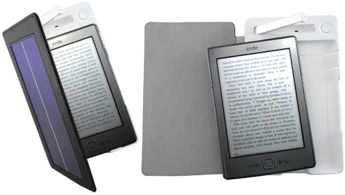 SolarKindle Cover