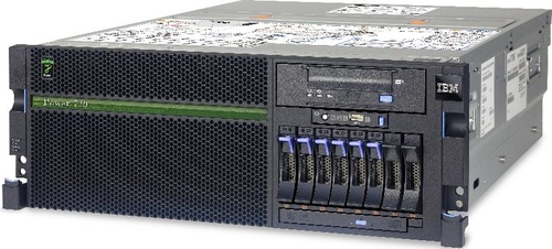 Blade server IBM Power 720