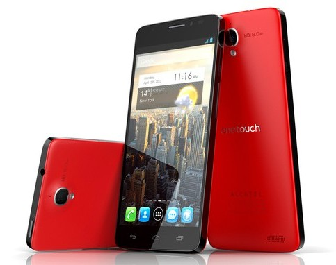 Alcatel uvedl One Touch Idol X