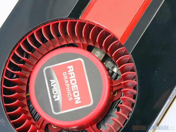 AMD Radeon HD 7950, detail