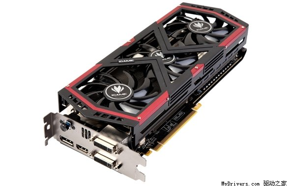 Colorful GeForce GTX 780 Ti iGame