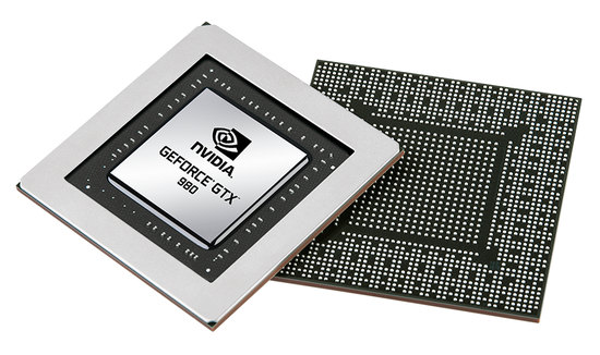 Nvidia GeForce GTX 980 v notebooku