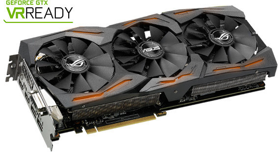 Asus GeForce GTX 1060 ROG Strix