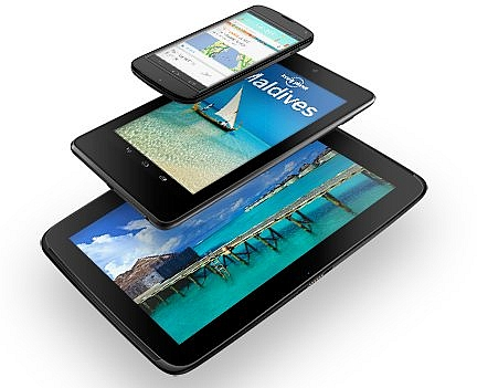 Google uvedl Android 4.2, Nexus 4 a Nexus 10