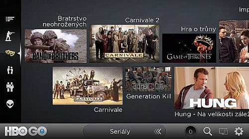 HBO GO na Androidu