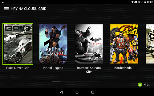 Nvidia Shield Tablet - Android Lollipop