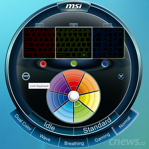 MSI GT70 – screenshoty
