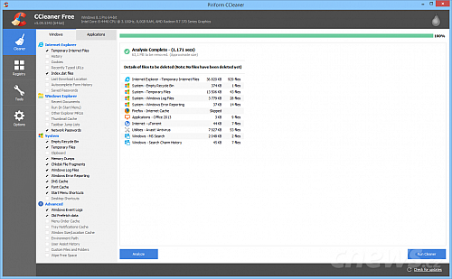 CCleaner 5.09