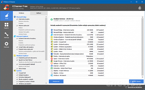 CCleaner 5.16