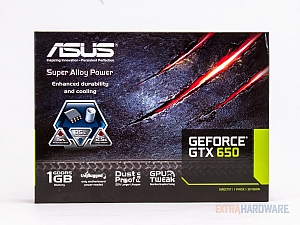 "Asus GeForce GTX 650 ""Green edition"""