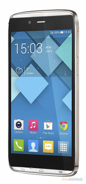 Alcatel OneTouch Idol 6032X