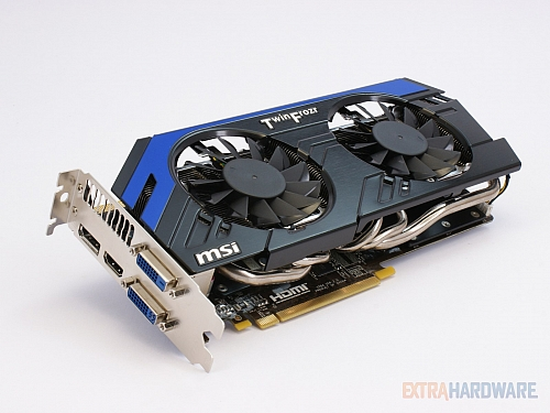 MSI GeForce GTX 670 Power Edition
