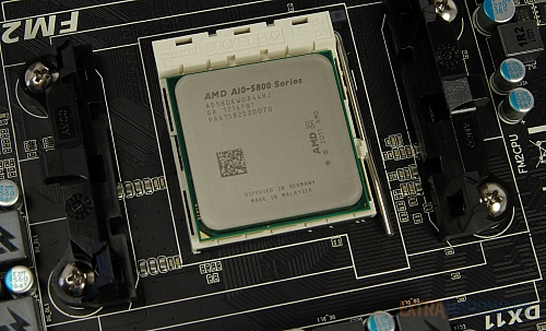 AMD A10-5800K s Gigabyte GA-F2A85X-UP4