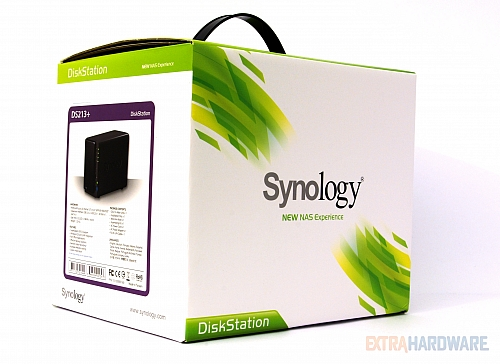 NAS Synology DiskStation DS213+