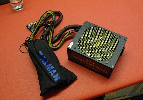 Zalman Goldrock 750 W
