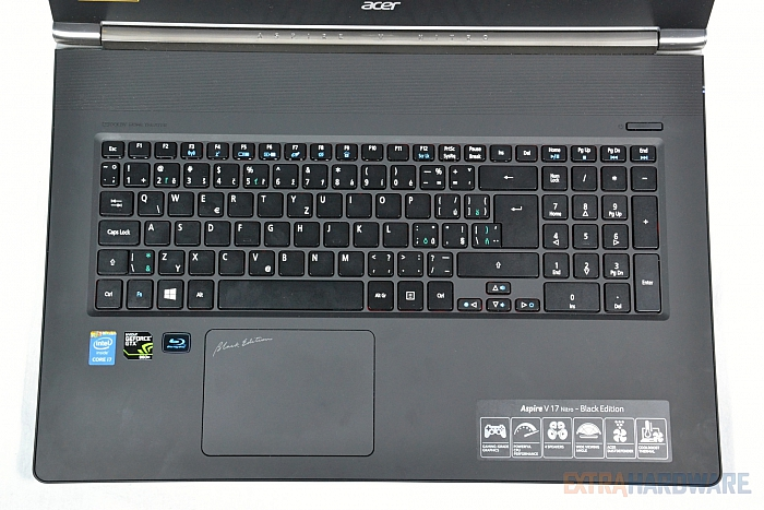 Acer Aspire V17 Nitro 3D Black Edition