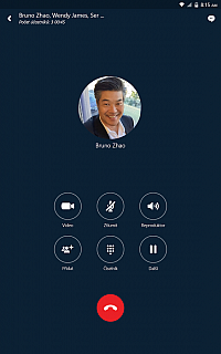 Skype for Business pro Android
