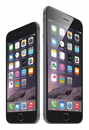 Apple iPhone 6 a 6 Plus