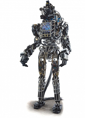 Robot Atlas od Boston Dynamics