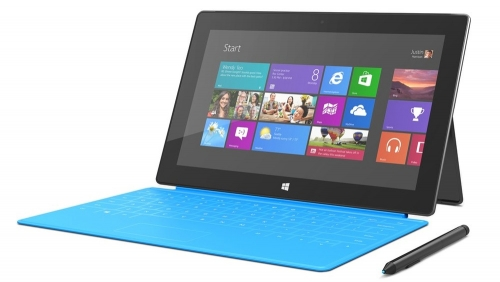 Microsoft Surface Pro a Touch Cover