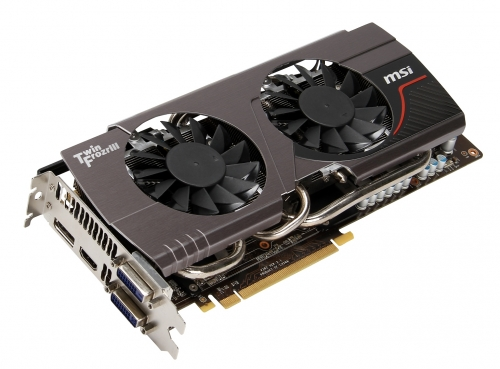 MSI GeForce GTX 680 OC 4GB