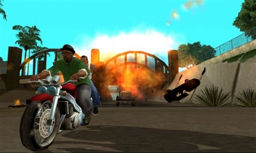San Andreas pro Windows Phone