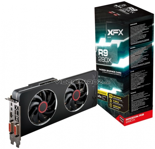 XFX Radeon R9 280X Double Dissipation