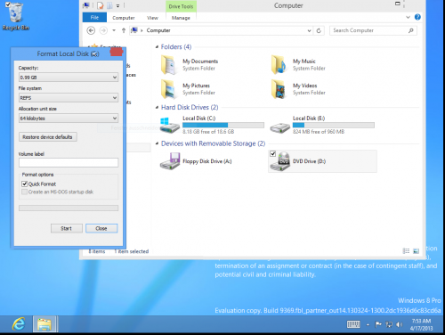 ReSF ve Windows 8.1