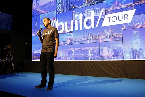 Build Prague 2015 by MSFT